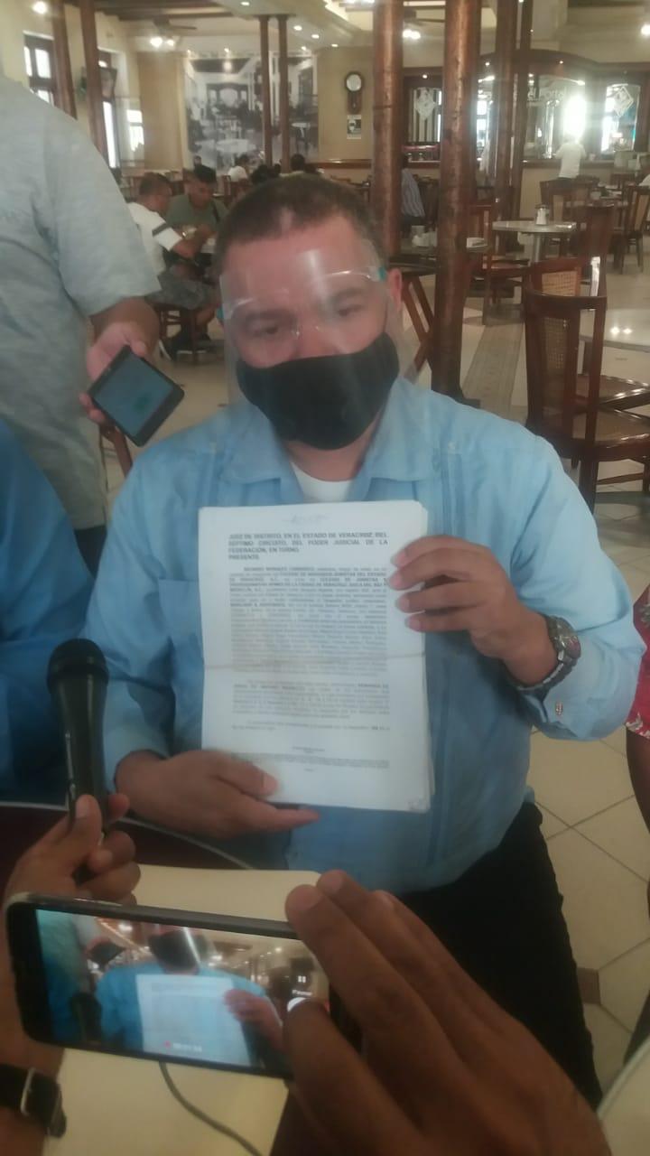 Abogados de Veracruz exigen juicios en línea pues hay 2 millones de expedientes parados