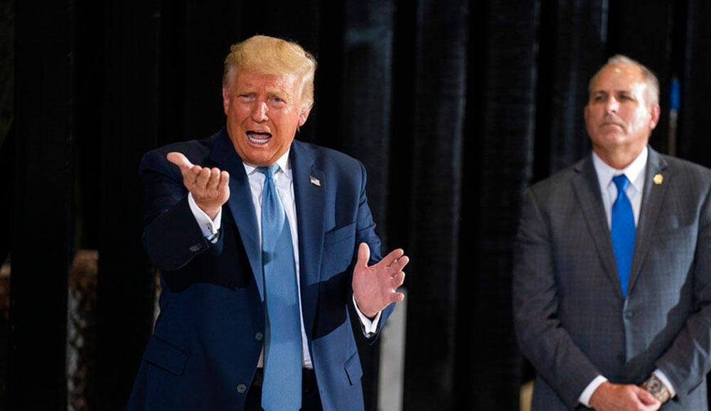 "Muro fronterizo de Estados Unidos será costeado con ""peaje"" de autos mexicanos que crucen: Trump"