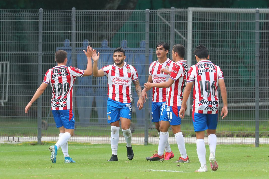¡A lo Bayern! Chivas Sub-20 aplasta 7-1 a San Luis