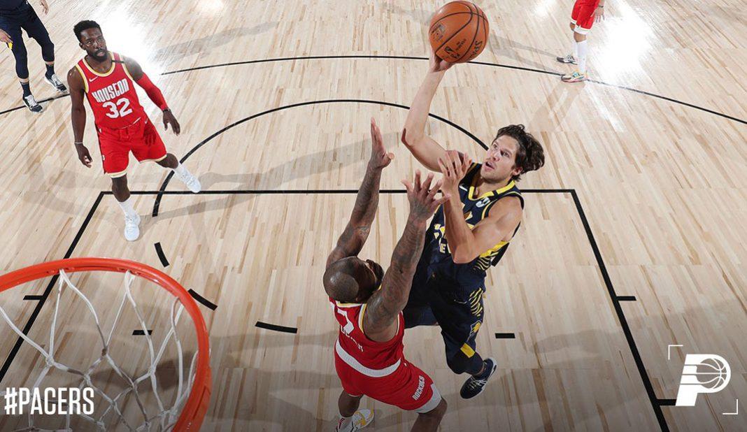 Pacers derrota a Rockets que sufre sin Westbrook