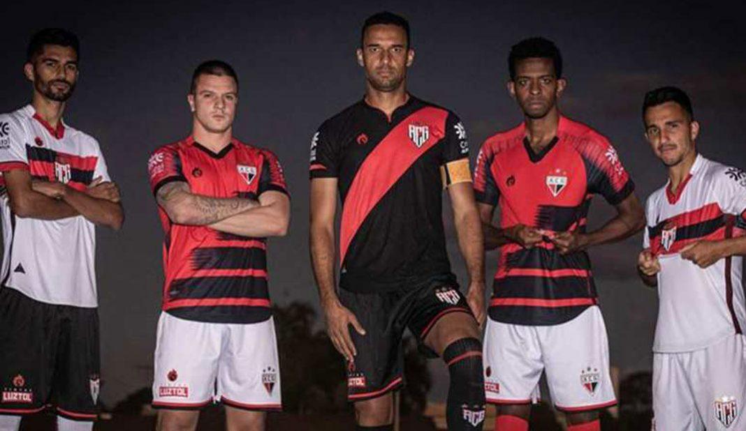 Atlético Goianiense alinea a cuatro jugadores positivos