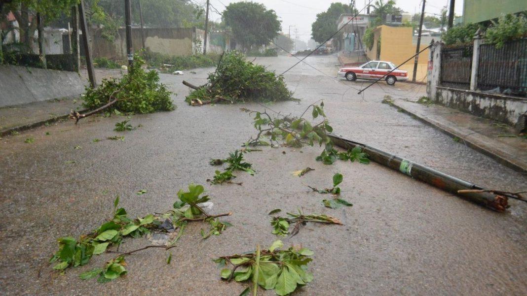 Clima en Veracruz y Boca del Río arranca con lluvias y será por toda la semana