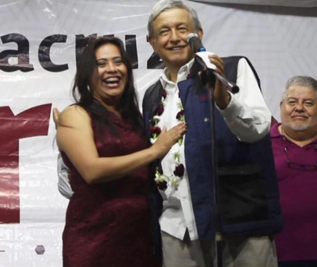 Suplente de Victoria Rasgado en Moloacán tendrá que ser llamada por el Congreso del Estado