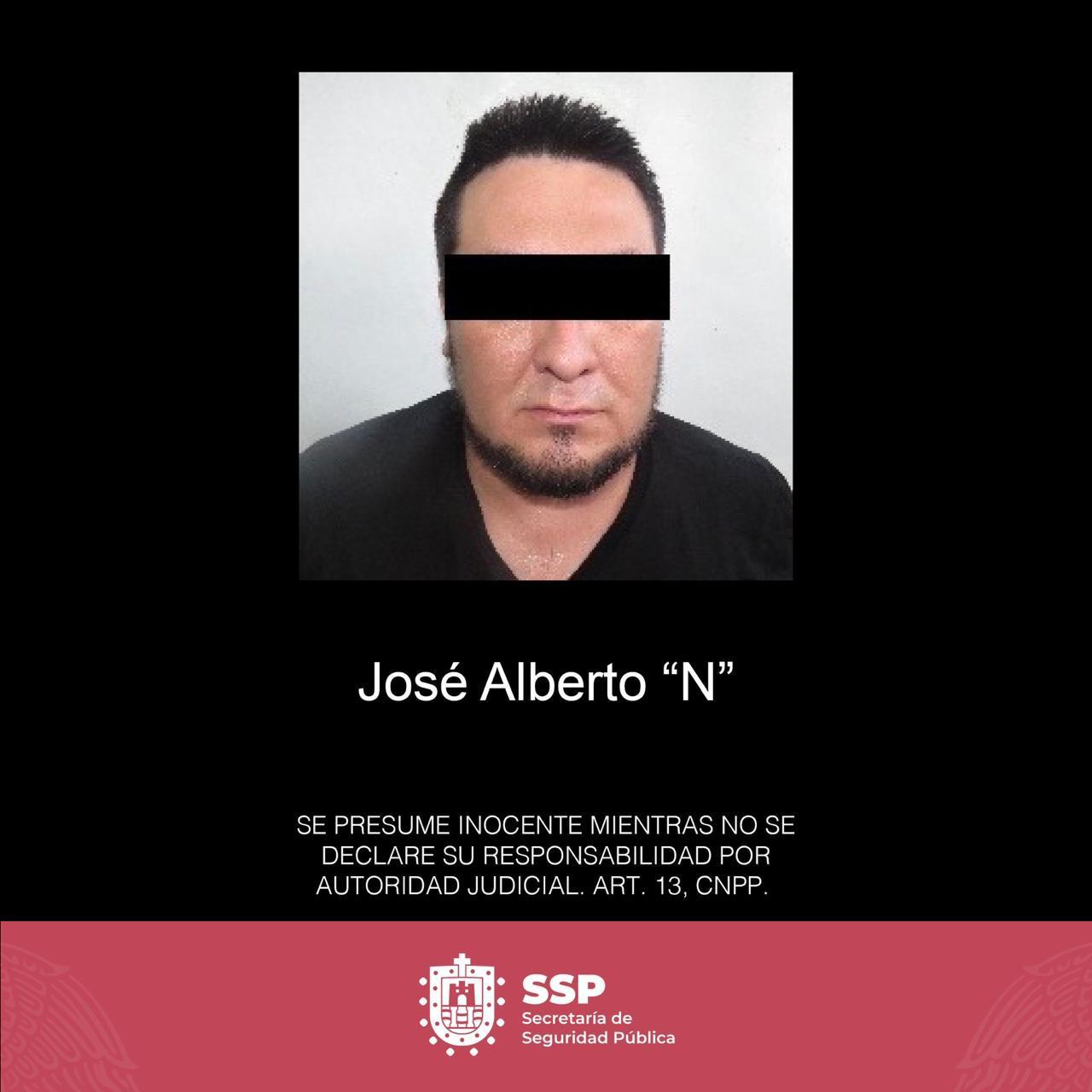 Captura SSP a dos en Córdoba hallándoles varias armas y dinero en efectivo