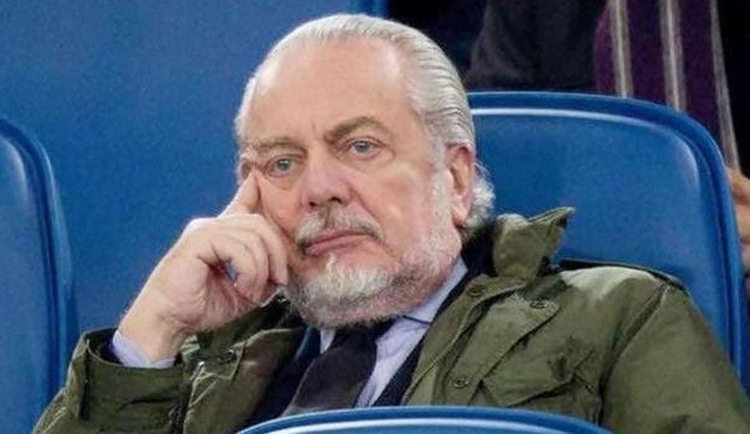 De Laurentiis insiste no jugar en Barcelona por rebrote