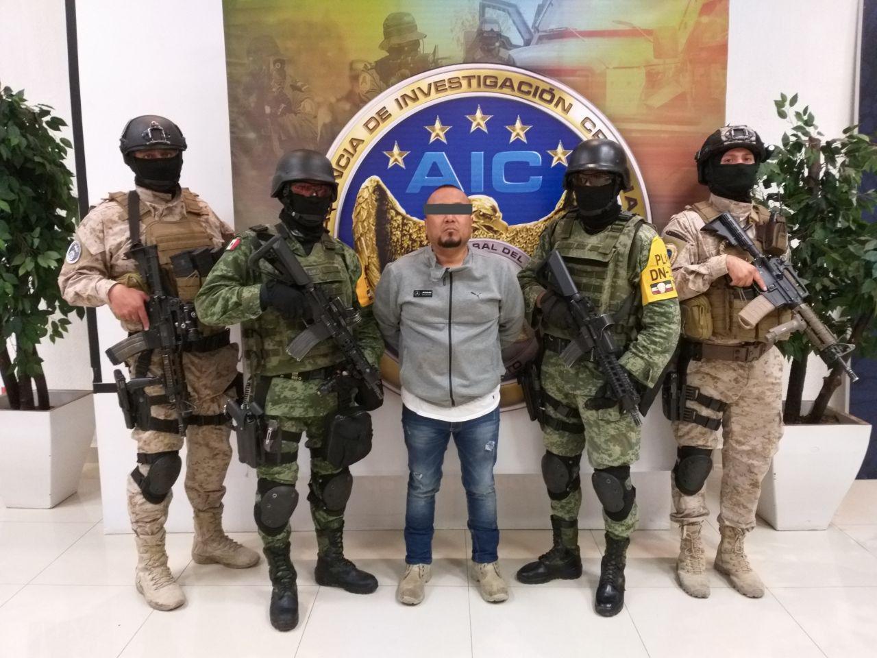 """Detienen a """"El Marro"""" líder de un cártel delictivo en Guanajuato"""