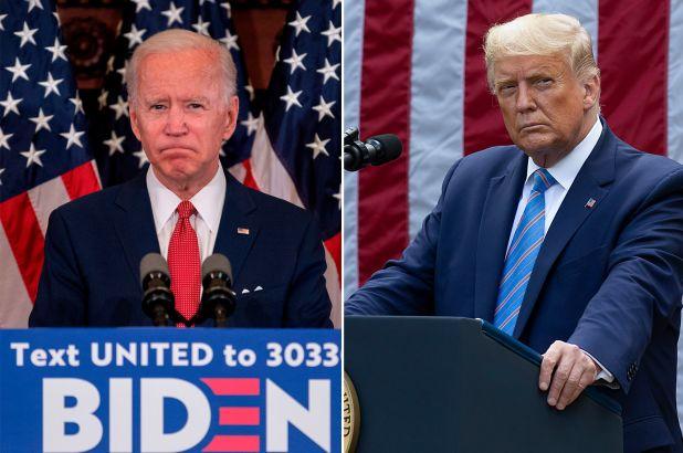 Micrófonos silenciados para evitar interrupciones en el debate presidencial de EEUU