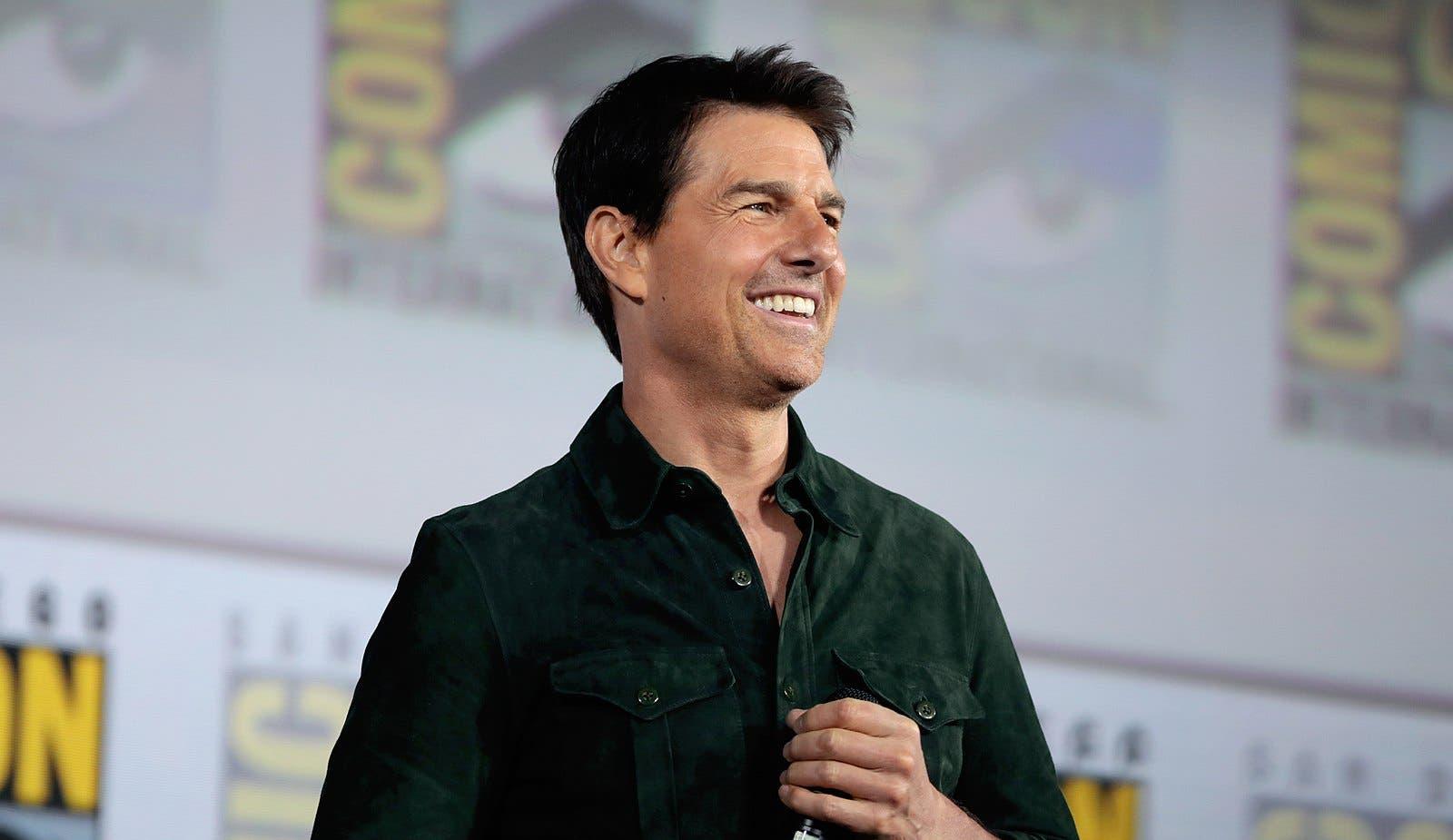 Tom Cruise ya tiene fecha para grabar en el espacio.