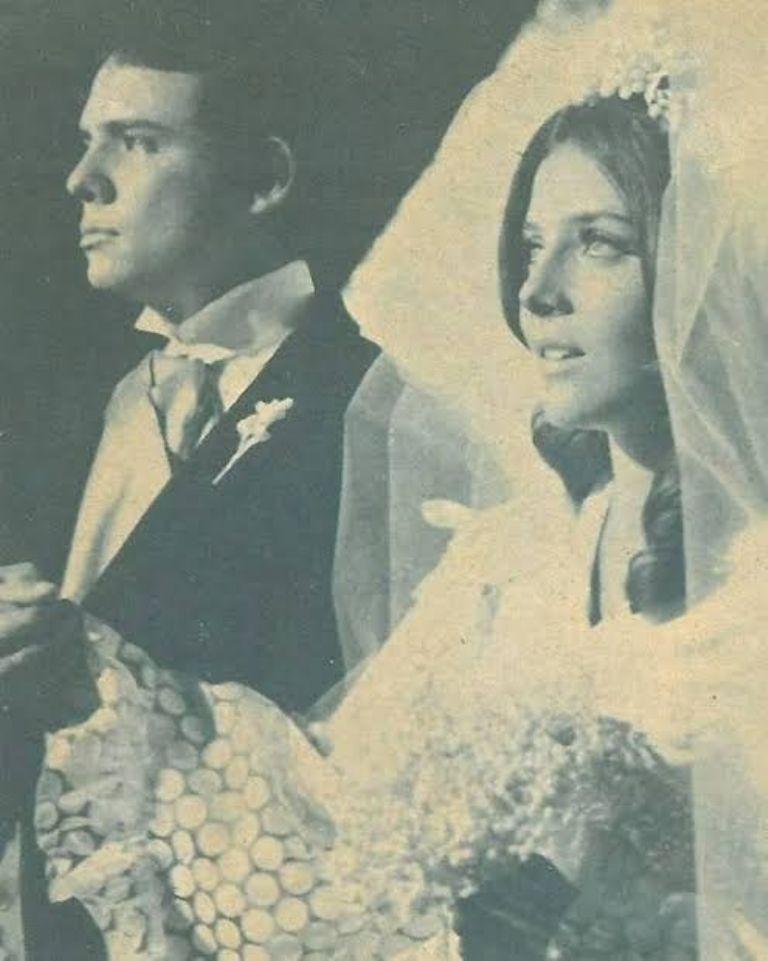 ¿Verónica Castro y José José estuvieron casados?