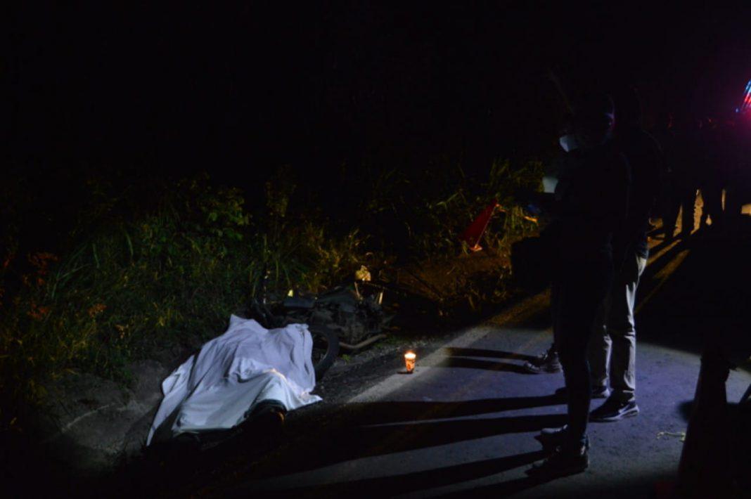 Muere derrapado en Paso del Toro