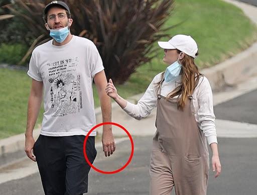 ¡Emma Stone podría estar embarazada!