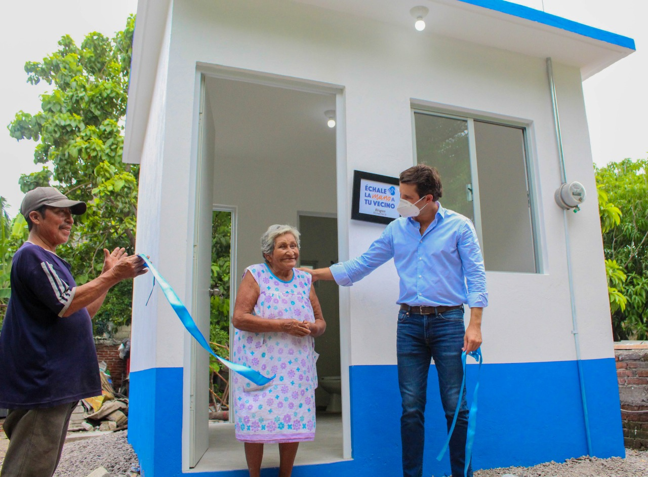 Bingen: le echamos la mano a Doña Yolanda para que viva de manera digna y segura