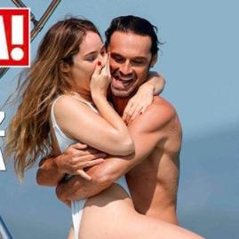 ¡Camila Sodi e Iván Sánchez son novios!