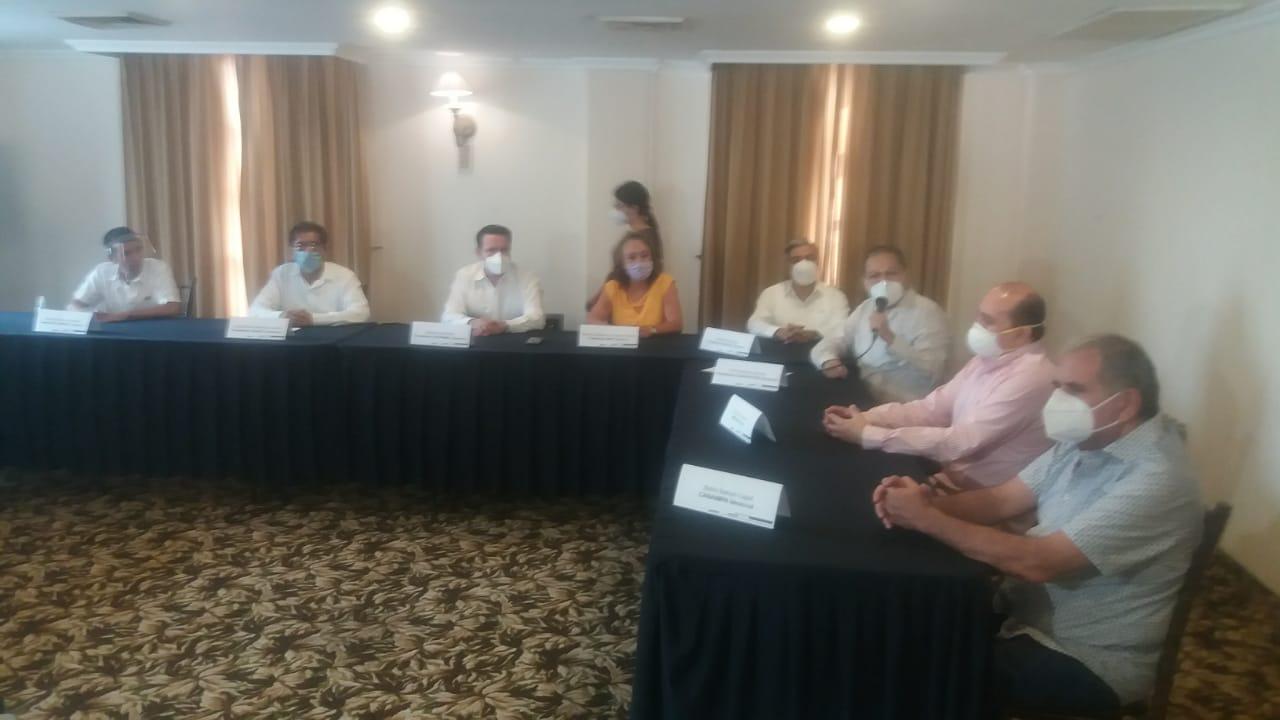 Presentan el Consejo Empresarial de Veracruz (CEV)