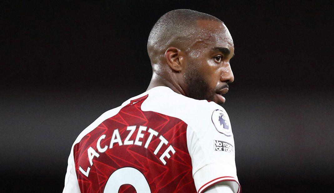 Arsenal aún no inicia negociaciones con Lacazette