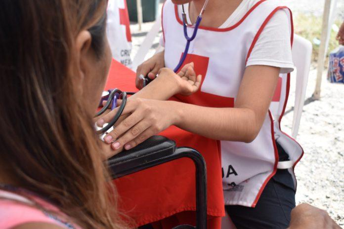 En diez años, la Cruz Roja Veracruz-Boca del Río ha brindado 200 mil servicios en población vulnerables