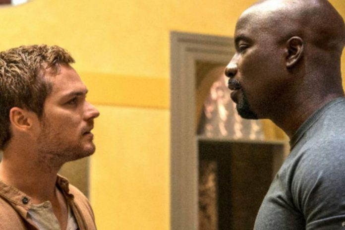 Marvel quiere reiniciar las series de Iron Fist y Luke Cage