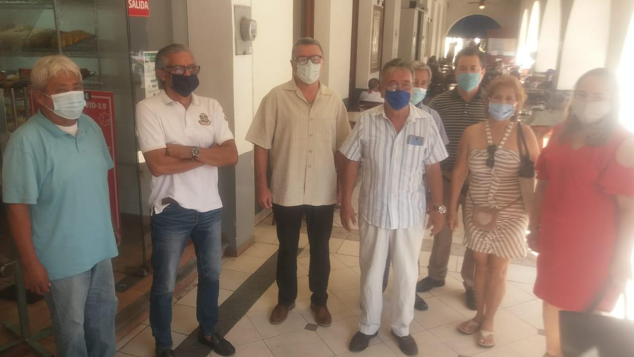 MRD se manifestará contra mal servicio y abusos en cobro de la CFE: Moncayo