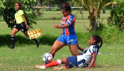 Arranca la Liga Mexicana de Futbol Femenil en zona puerto