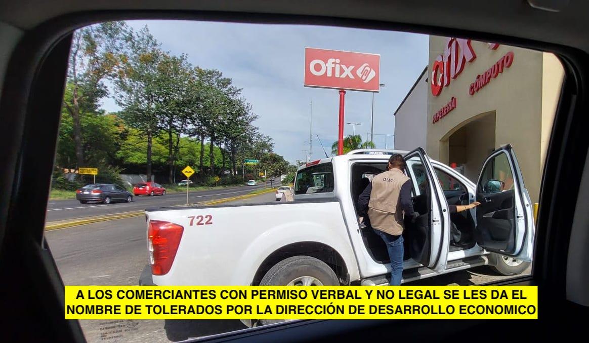 Vendedores ambulantes de Xalapa reportan acoso de autoridades