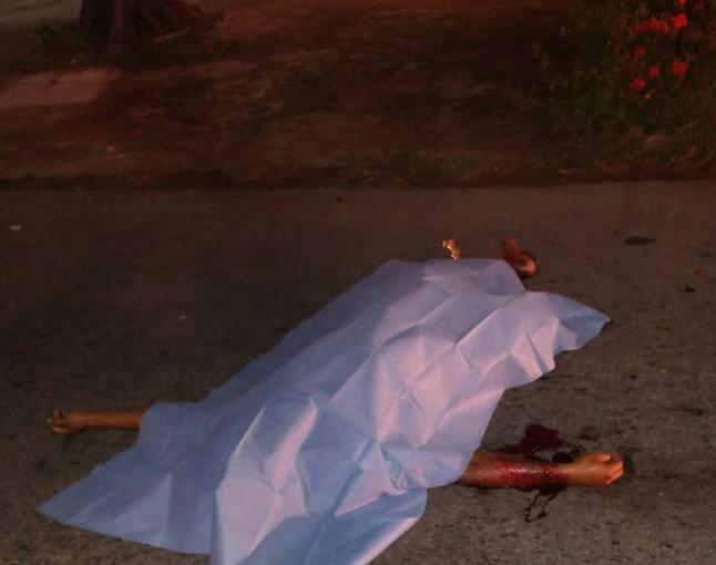Trágica muerte de motociclista