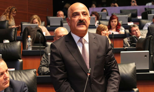 Ricardo Ahued se integra  a Comisión Anticorrupción