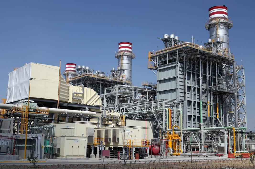 La termoeléctrica de Morelos estará trabajando en diciembre