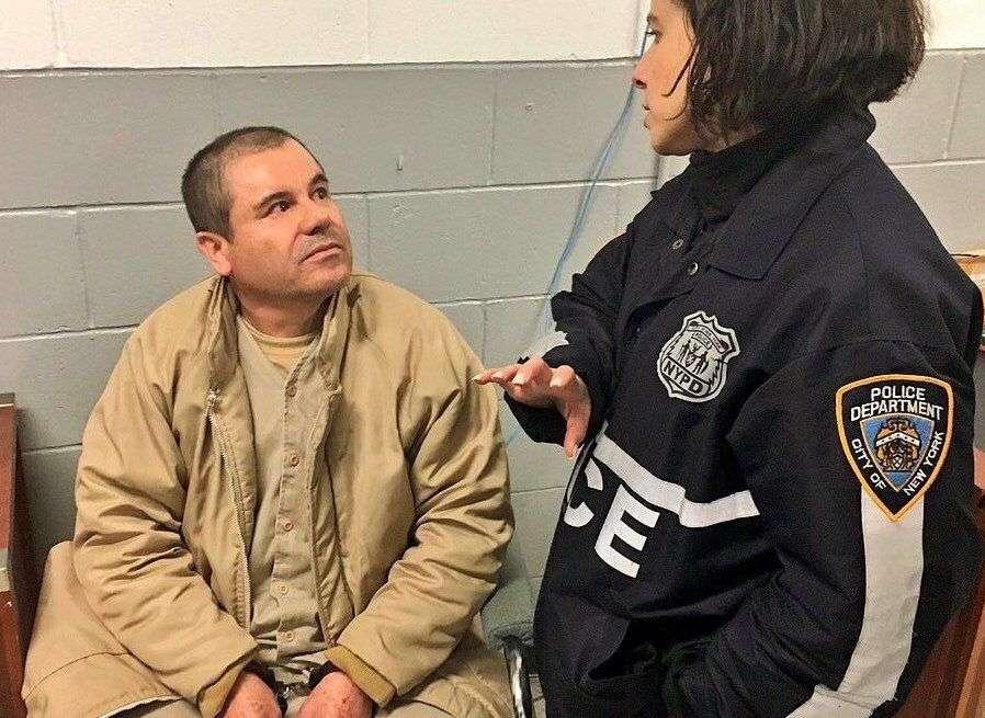 """""""El Chapo"""" busca no tener cadena perpetua"""