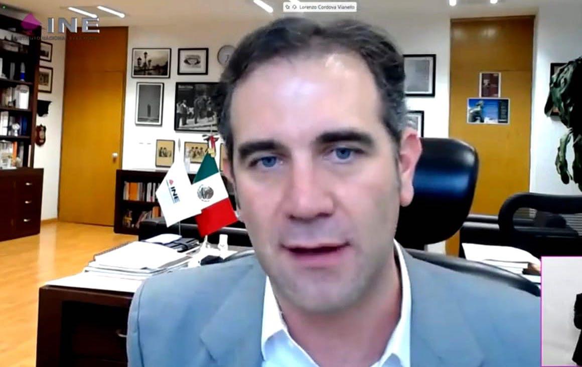 México Libre presentó irregularidadades enfatizó Lorenzo Córdoba