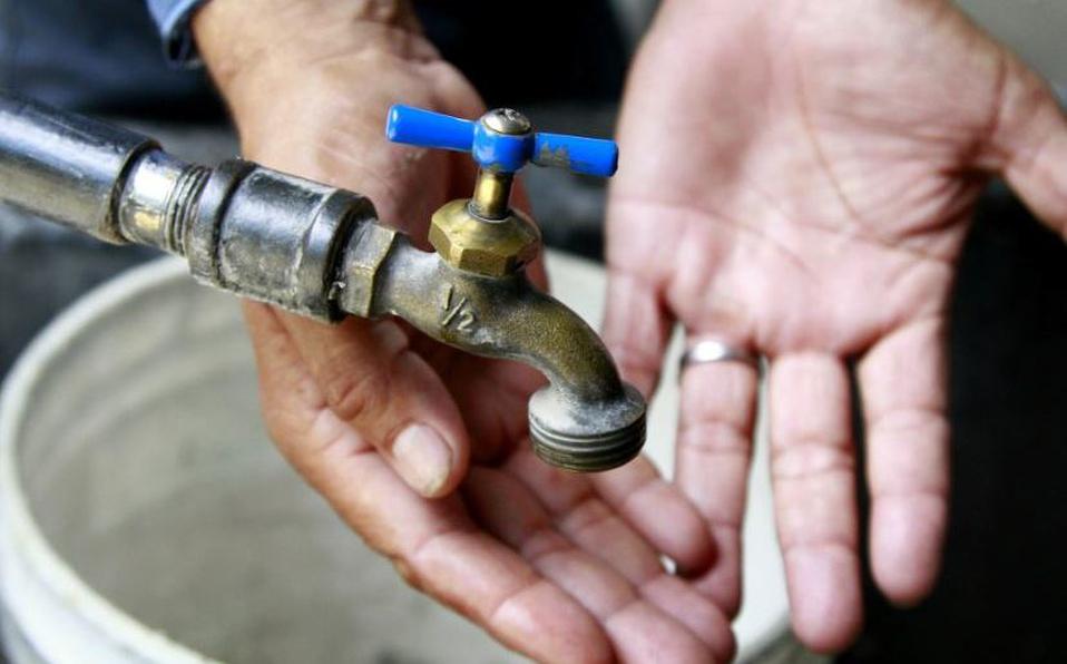Cortes al suministro de agua por Grupo MAS son contra la ley: abogados
