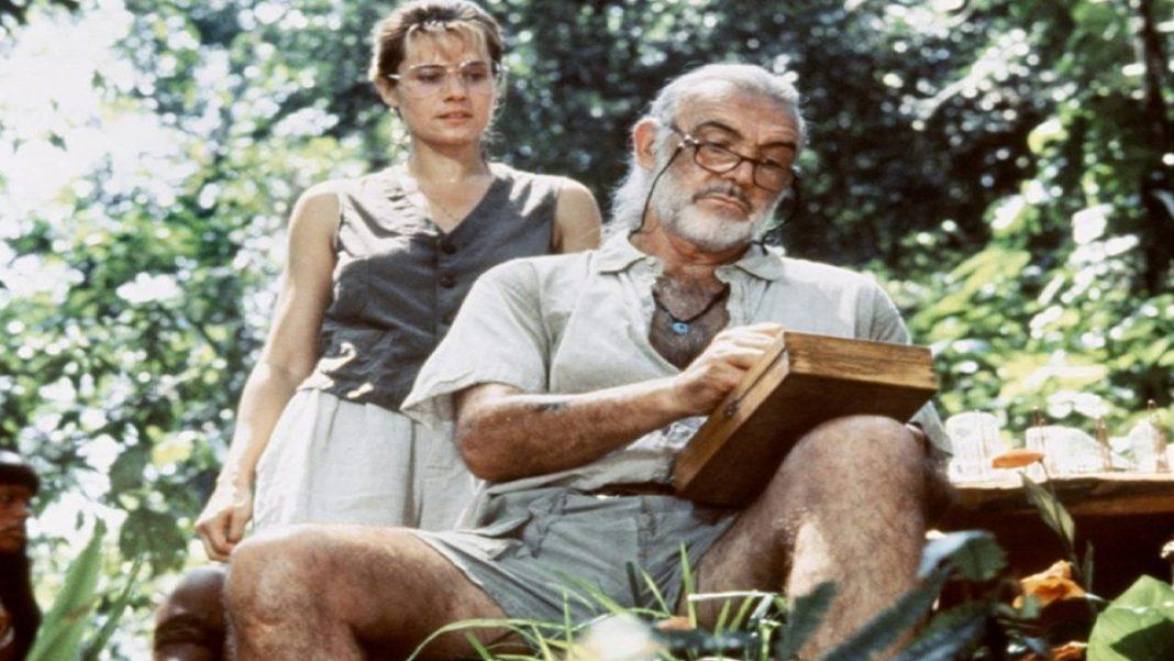 La vez que Sean Connery visitó Catemaco.