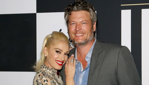 Gwen Stefani anuncia su compromiso con Blake Shelton.