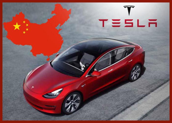 Tesla vendió casi 50 mil vehículos defectuosos a China.