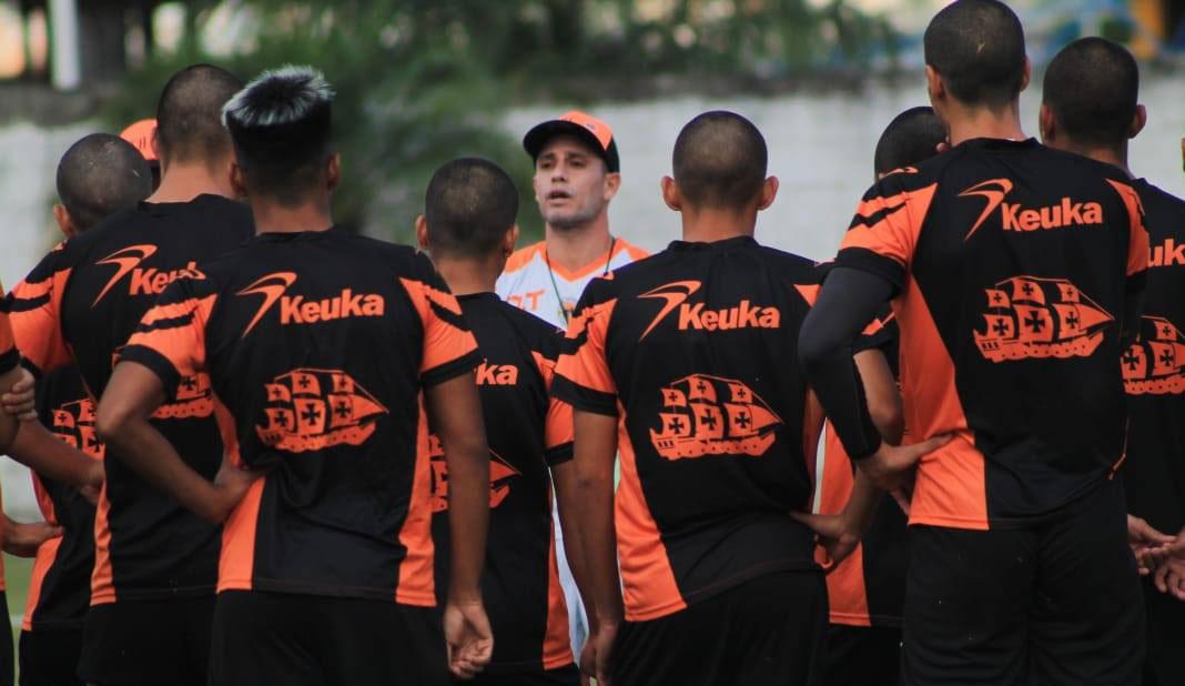 Atlético Veracruz cierra preparación para viajar a Naucalpan