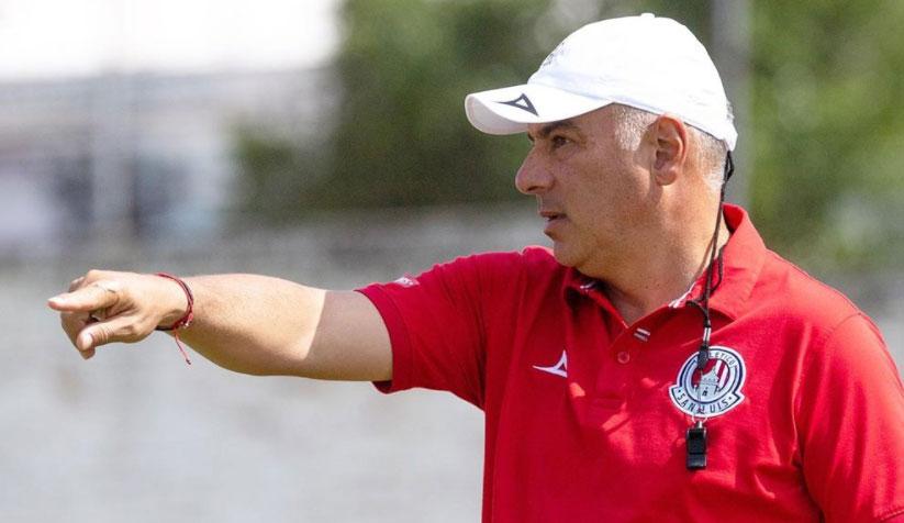 Memo Vázquez despedido del Atlético de San Luis
