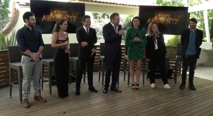 Kuno Becker regresa a las telenovelas mexicanas