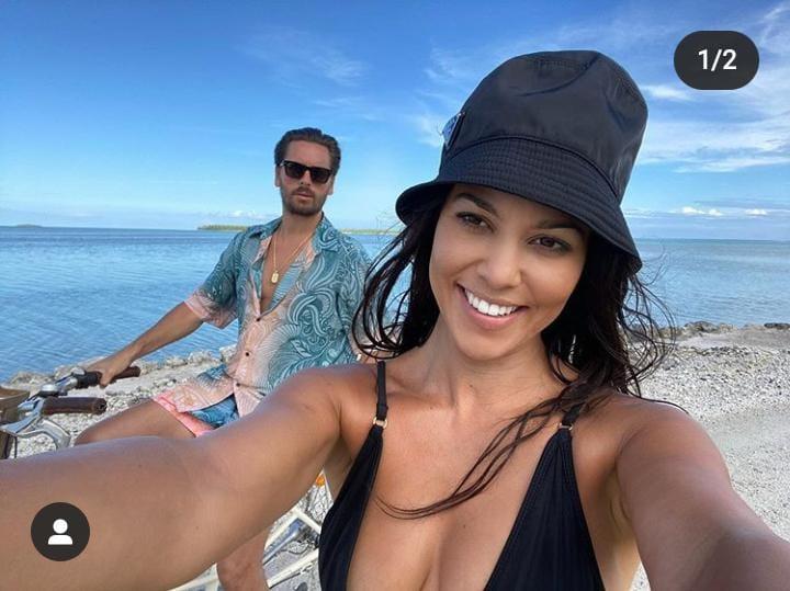 Posible reconciliación entre Kourtney Kardashian y Scott Disick