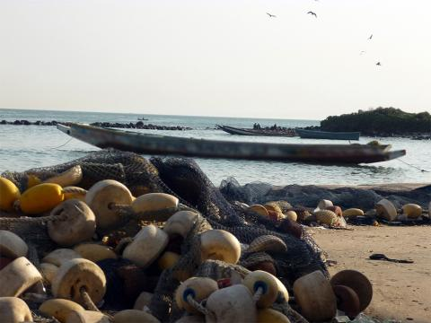140 migrantes murieron al naufragar en Senegal