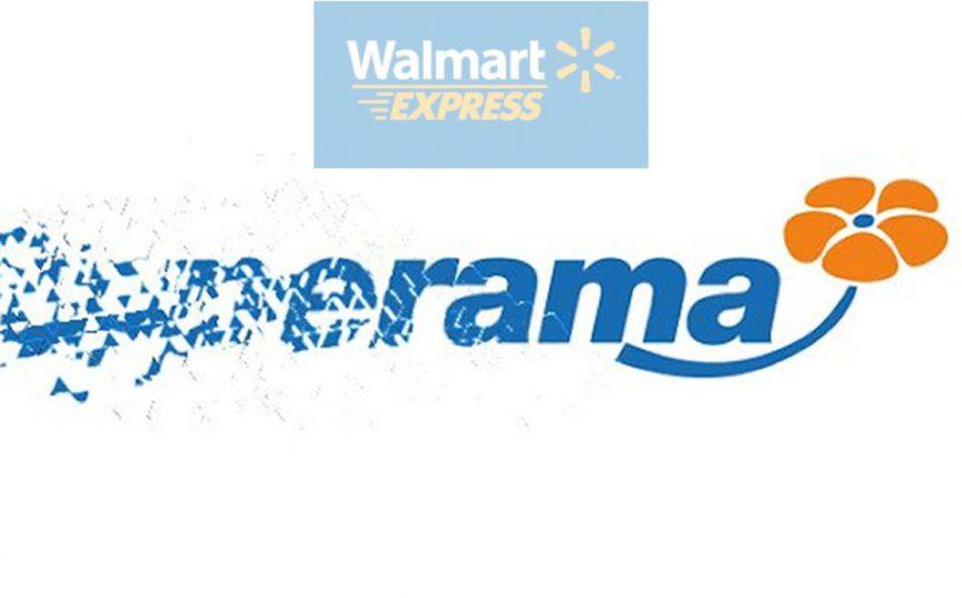 Desaparecen tiendas Superama y se convierten en Walmart Express