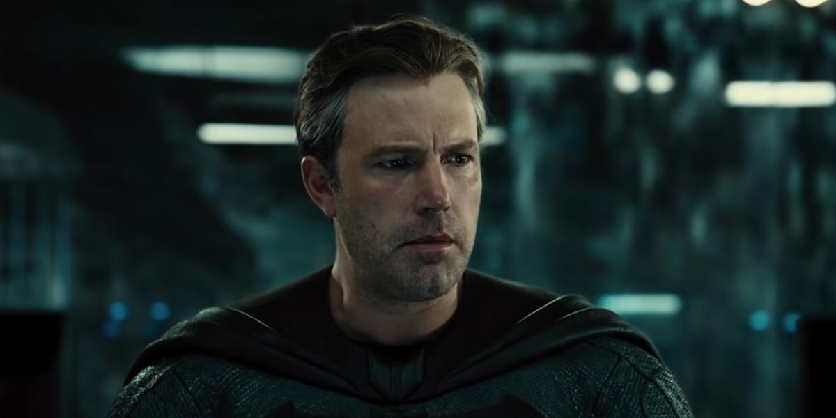 HBO Muestras las avances en las grabaciones del Snyder Cut.