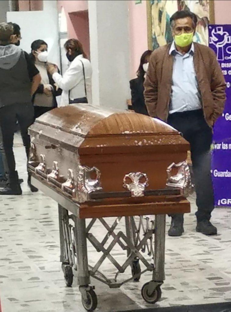 Llegó a Orizaba el cuero de mujer asesinada en Puebla