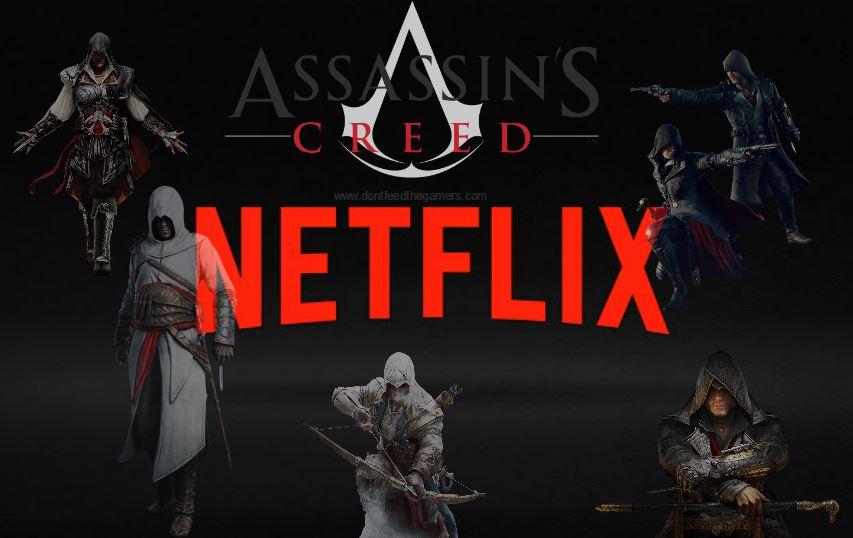 Assassins's Creed tendrá adaptación a Live-Action en Netflix.
