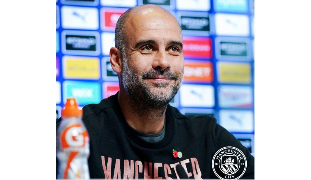 Guardiola buscó fichar a un delantero para Manchester City
