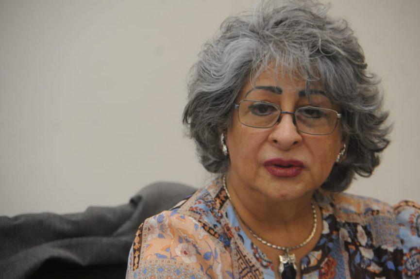 Sigo siendo presidenta del Tribunal Superior de Justicia: Sofía Martínez