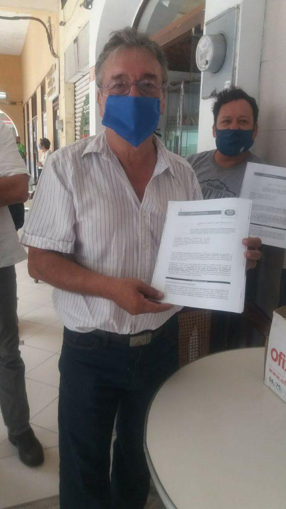 Llaman a no politizar reclamo en contra de Grupo MAS