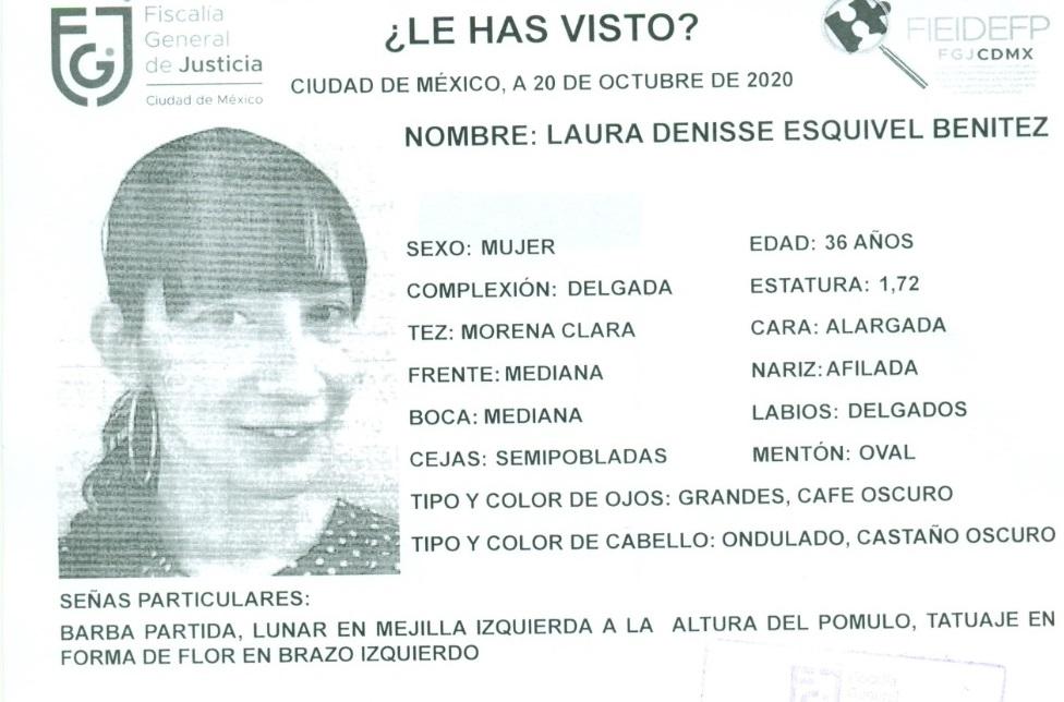 La asaltaron y desaparecieron en CDMX, apareció en Veracruz.
