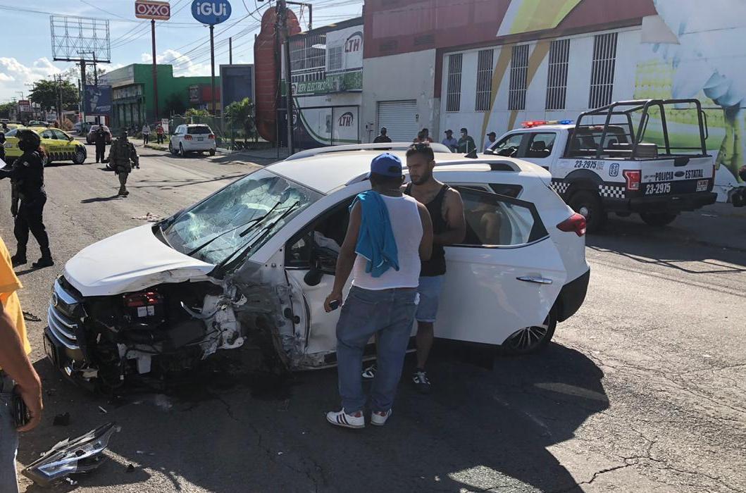 Agente de Tránsito fallece tras accidente