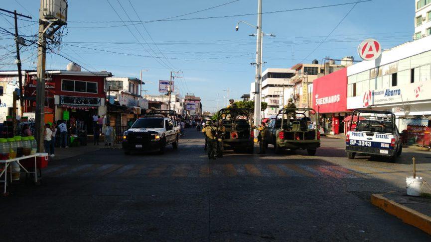 Acribillan a hombre en el centro de Poza Rica