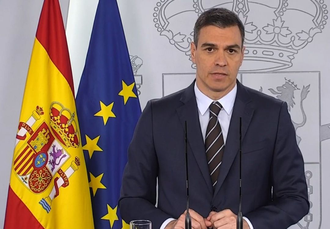 España solicita nuevo confinamiento hasta 2021 por pandemia