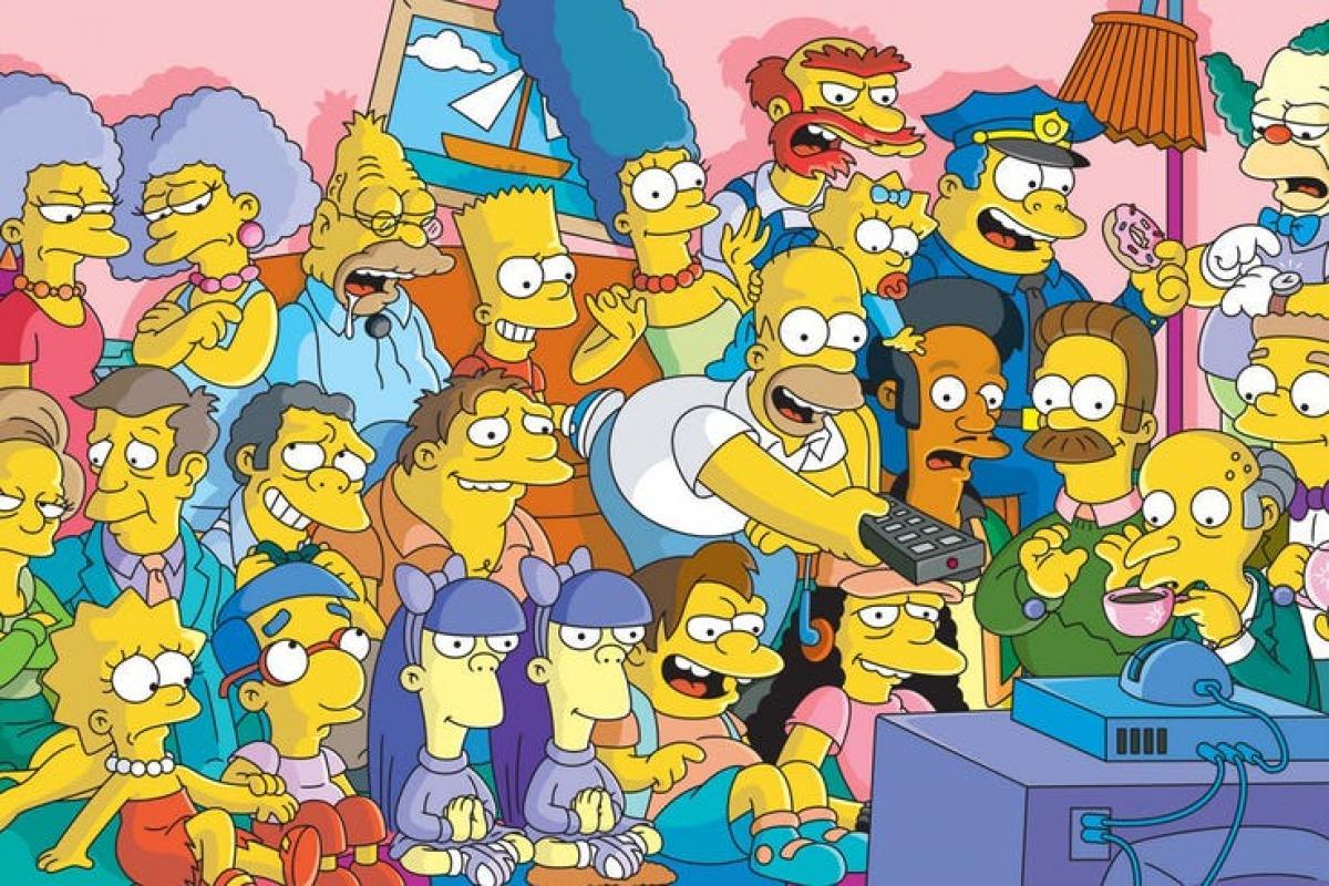 La temporada 31 de los Simpson será exclusiva de Disney+.